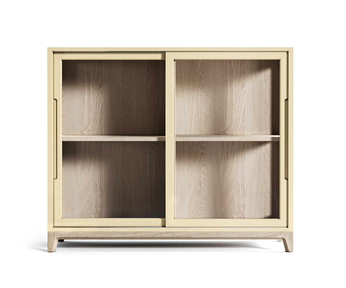 Витрина низкая CASEВитрины<br>Низкая витрина Case с легкостью впишется в интерьер благодаря лаконичному дизайну и универсальным габаритам. Сдвижные фасады с плавным ходом и стеклянные боковые стенки создают визуальную невесомость конструкции.&amp;lt;div&amp;gt;&amp;lt;br&amp;gt;&amp;lt;/div&amp;gt;&amp;lt;div&amp;gt;Материал: Массив дуба, Натуральный шпон дуба, МДФ, Эмаль, Лак, стекло, ДСП&amp;lt;br&amp;gt;&amp;lt;/div&amp;gt;<br><br>Material: Дерево<br>Ширина см: 120<br>Высота см: 100<br>Глубина см: 45