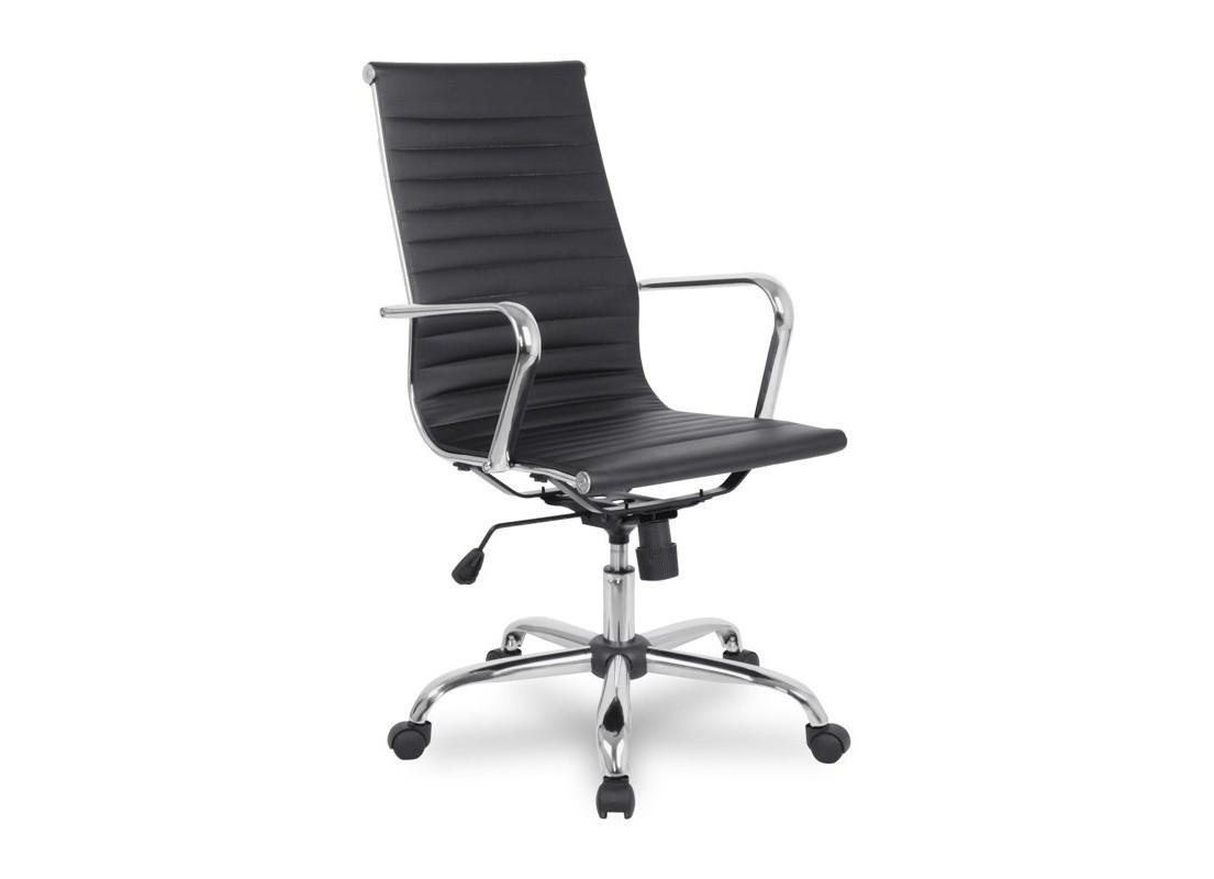 Кресло college (smartroad) черный 56x115x63 см.