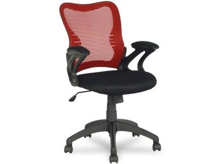 Кресло college (smartroad) красный 60x99x53 см.