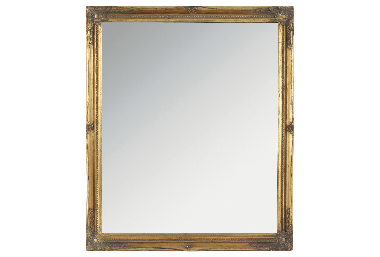 Зеркало настенное PalinuroНастенные зеркала<br><br><br>Material: Полистоун<br>Ширина см: 57.0<br>Высота см: 67.0<br>Глубина см: 3.0