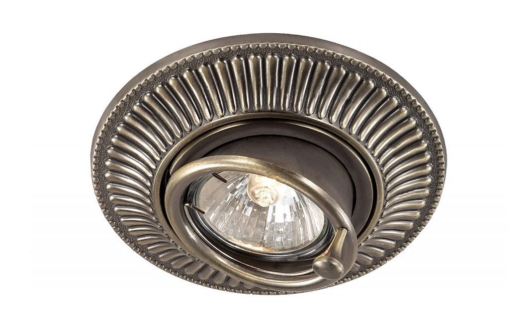 Встраиваемый светильник VintageТочечный свет<br>&amp;lt;div&amp;gt;Вид цоколя: GX5.3&amp;lt;/div&amp;gt;&amp;lt;div&amp;gt;Мощность: 50W&amp;lt;/div&amp;gt;&amp;lt;div&amp;gt;Количество ламп: 1 (нет в комплекте)&amp;lt;/div&amp;gt;&amp;lt;div&amp;gt;&amp;lt;br&amp;gt;&amp;lt;/div&amp;gt;<br><br>Material: Латунь<br>Высота см: 2