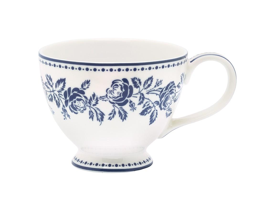 """Чайная чашка  """"Fleur blue"""""""