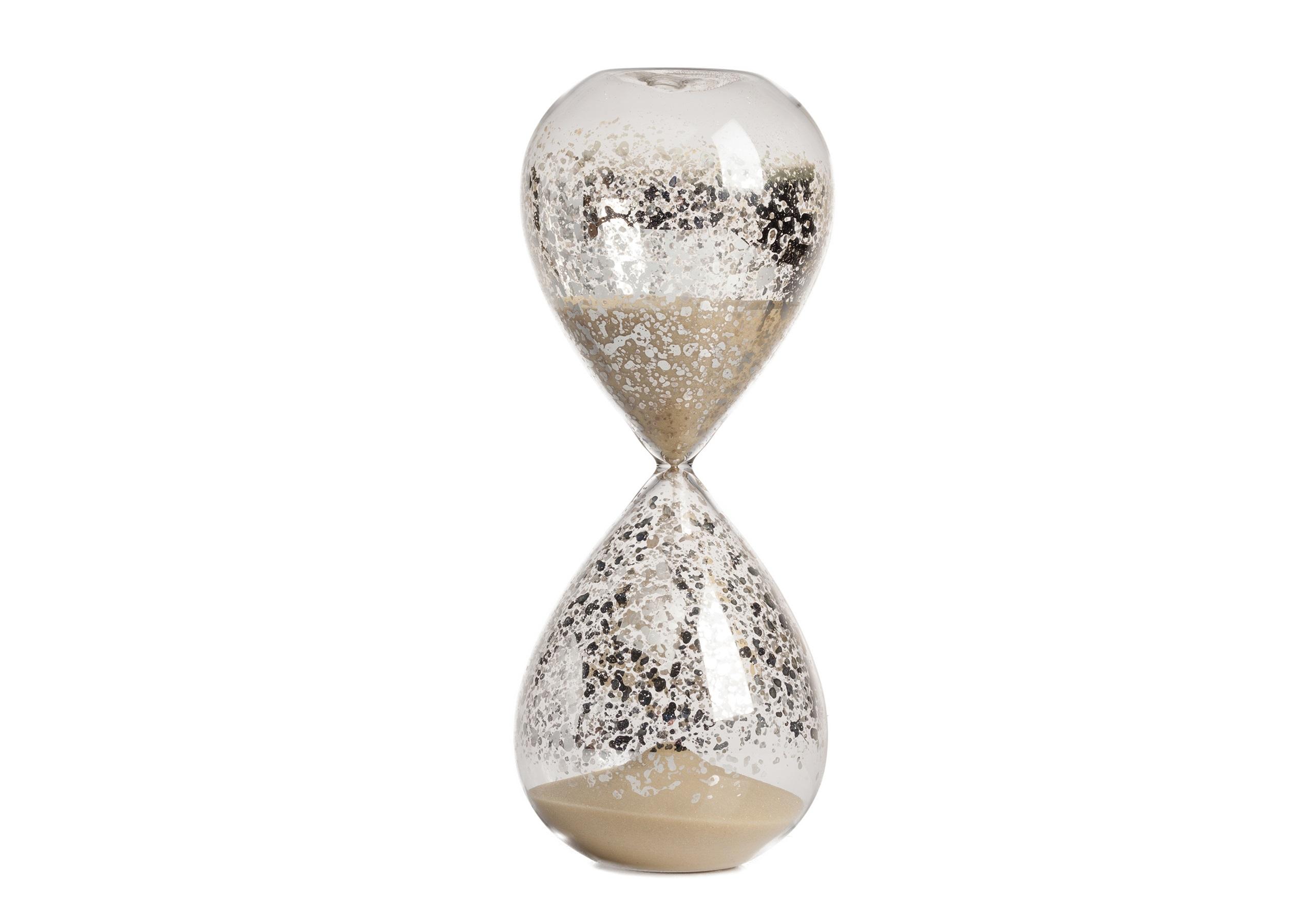 Песочные часы IdinaДругое<br>Песочные часы на 30 минут&amp;amp;nbsp;<br><br>Material: Стекло<br>Length см: None<br>Width см: None<br>Height см: 20,5<br>Diameter см: 8