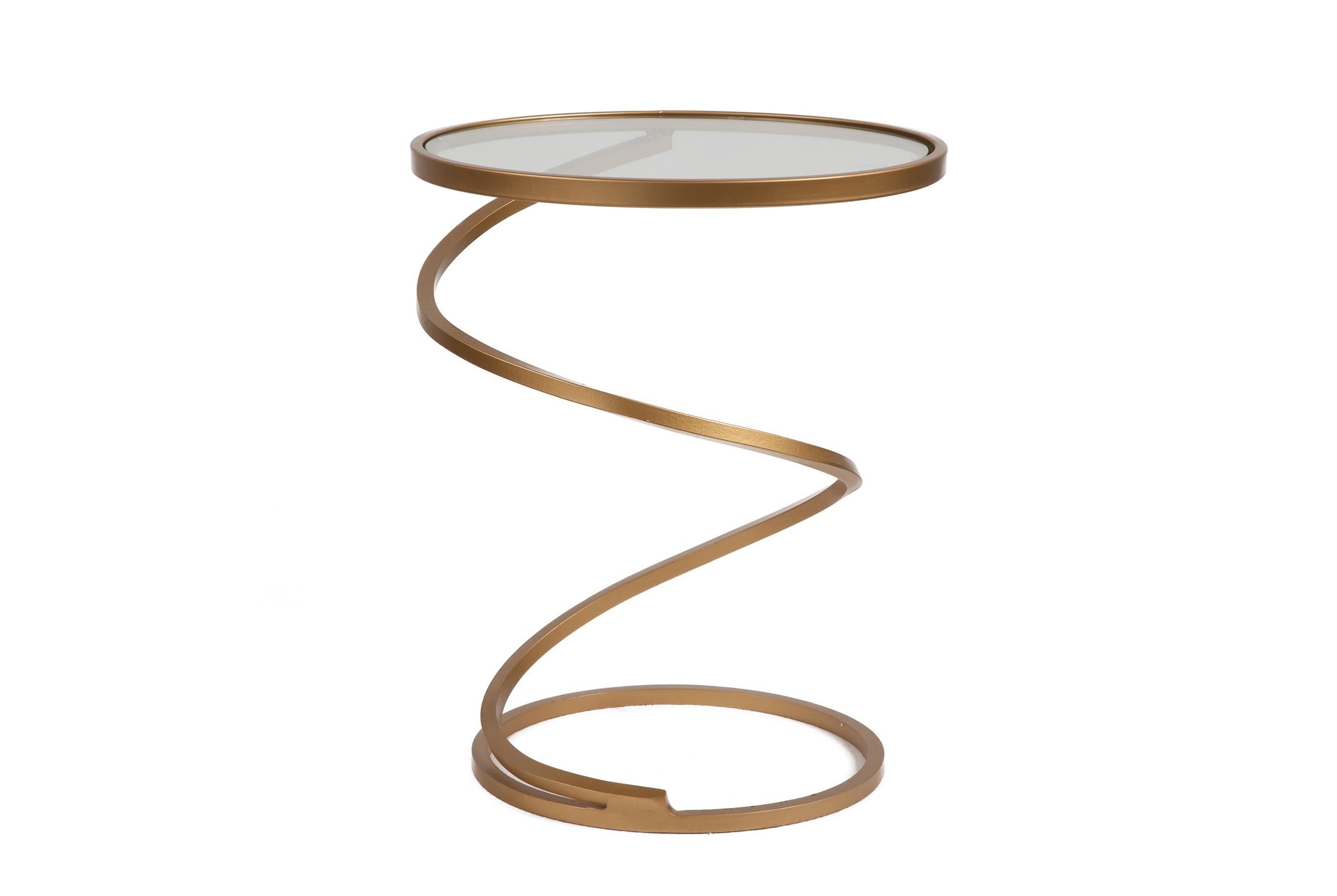 Кофейный столик JoplinКофейные столики<br><br><br>Material: Металл<br>Length см: None<br>Width см: None<br>Height см: 50,5<br>Diameter см: 42