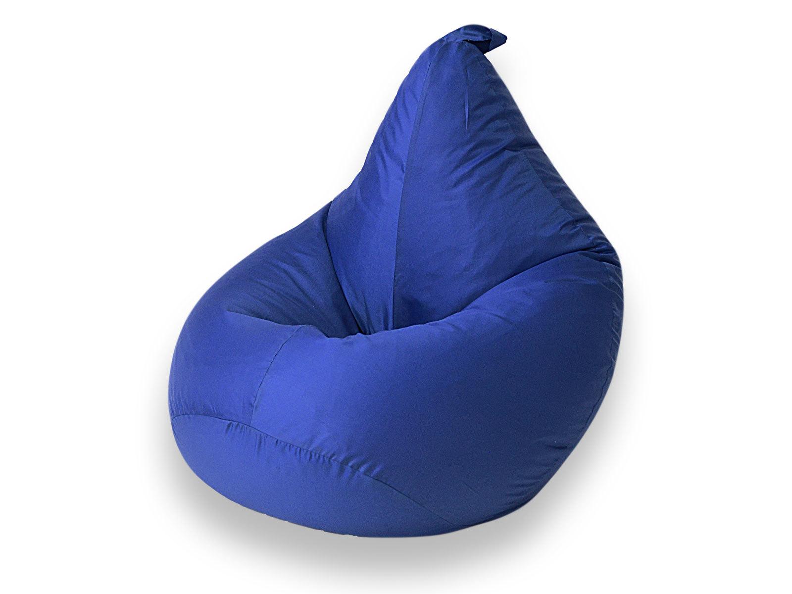 Кресло-мешок БингбэгКресла-мешки<br>Эти замечательные  кресла-мешки занимают совсем немного места, а подойдут и взрослым, и детям!                                                                          Внешний чехол: съемный, на молнии из водоотталкивающей ткани по тактильным ощущениям напоминает курточную ветровочную ткань.<br>Внутренний мешок: имеет молнию для самостоятельного пополнения мешка гранулами, cистема db-lock - защита от открытия детьми.                            Наполнитель: гранулы пенополистирола (пенопласта)1-2 мм, очень мягкий и легкий.                                         <br>Использование: внутри и вне помещений, так как ткань водоотталкивающая можно использовать  на природе, на даче.  <br>Максимальная нагрузка на кресло 80 кг.                                                                                                                       <br>Уход: Внешний чехол может быть постиран в стиральной машине при температуре не выше 30*. <br>Не отжимать, не гладить.<br>Внимание! Вы получаете готовое, наполненное изделие.<br><br>Material: Текстиль<br>Ширина см: 75<br>Высота см: 110<br>Глубина см: 75