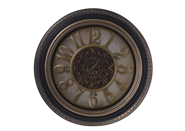 Настенные часы SilestroНастенные часы<br>&amp;lt;div&amp;gt;Кварцевый механизм&amp;lt;/div&amp;gt;&amp;lt;div&amp;gt;Материал: стекло, пластик&amp;lt;/div&amp;gt;<br><br>Material: Пластик<br>Width см: None<br>Depth см: 5<br>Height см: None<br>Diameter см: 61