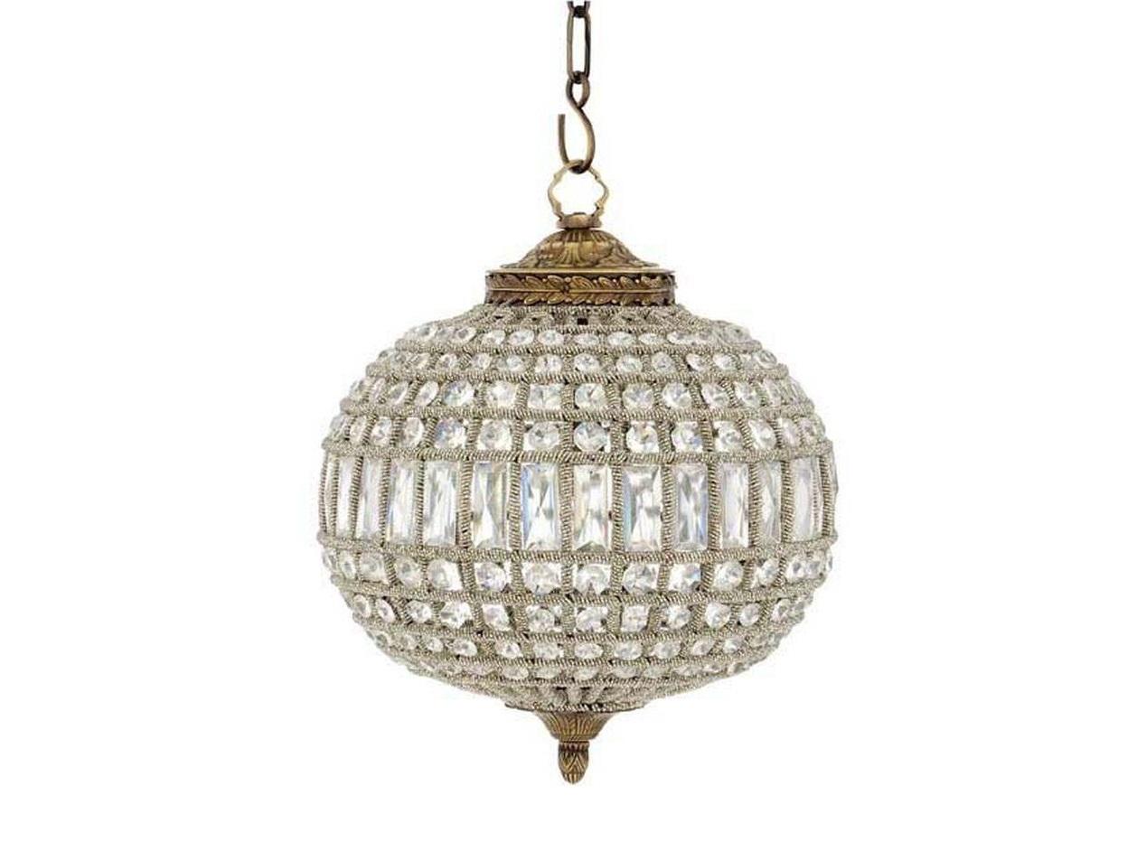 Подвесной светильник Kasbah Oval SmallПодвесные светильники<br>&amp;lt;div&amp;gt;Вид цоколя: E14&amp;lt;/div&amp;gt;&amp;lt;div&amp;gt;Мощность: 40W&amp;lt;/div&amp;gt;&amp;lt;div&amp;gt;Количество ламп: 1 (нет в комплекте)&amp;lt;/div&amp;gt;<br><br>Material: Стекло<br>Высота см: 45