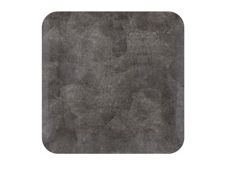 Поднос AnacondaДекоративные подносы<br><br><br>Material: Керамика<br>Width см: 34<br>Depth см: 34<br>Height см: 3