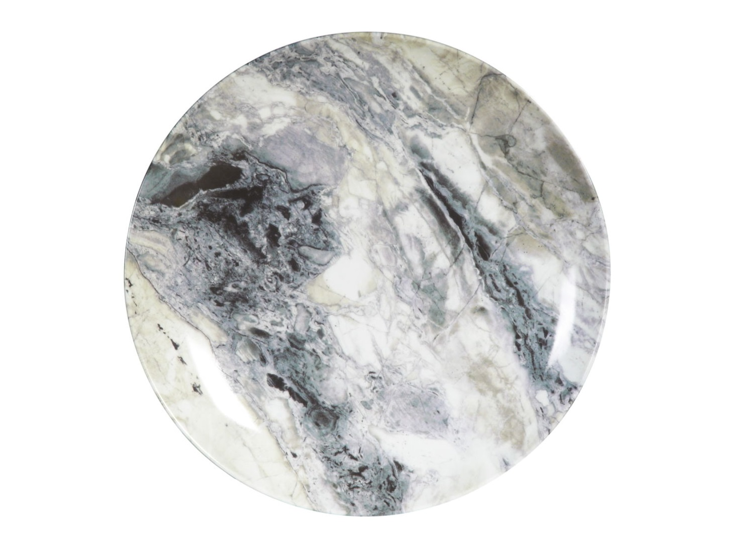 Поднос PlanetДекоративные подносы<br><br><br>Material: Керамика<br>Высота см: 4<br>Глубина см: 30