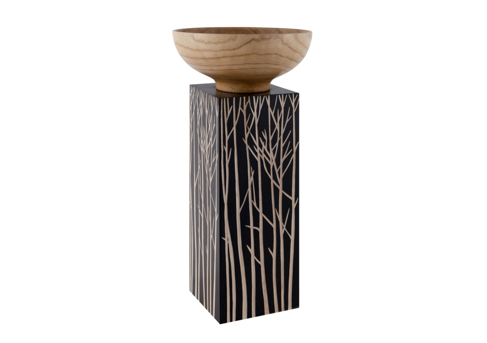 Ваза настольнаяДекоративные чаши<br><br><br>Material: Керамика<br>Width см: 34<br>Depth см: 34<br>Height см: 65