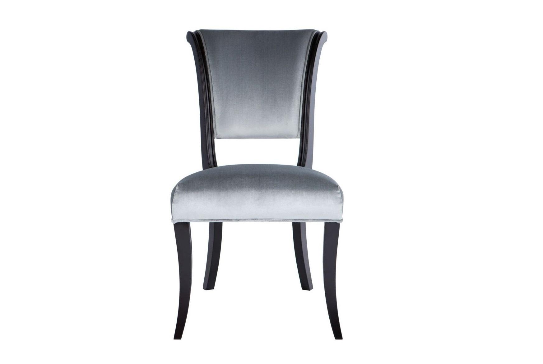 Стул AdalineОбеденные стулья<br>Материал: Дерево, ткань<br><br>Material: Дерево<br>Ширина см: 52<br>Высота см: 91<br>Глубина см: 65