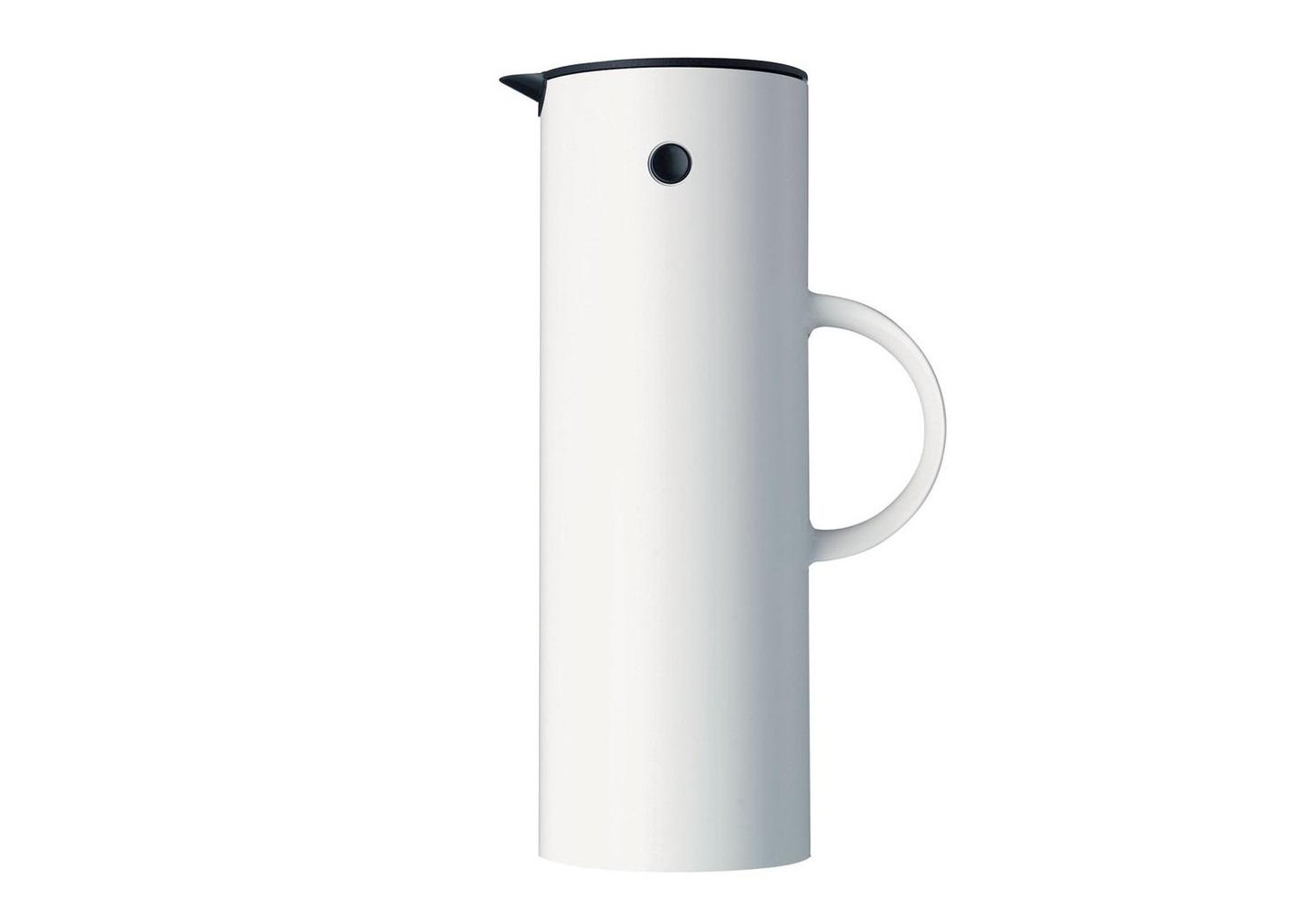 Вакуумный термос EM77Термосы<br>Вакуумный термос EM77 1L.Полноценная комплектация состоит из следующих деталей: стеклянная емкость 1л, выпускное отверстие, наклонная пробка, прокладка, специальная пробка для пикника. Патент на наклонную пробку. &amp;amp;nbsp;Термос предназначен для чая и кофе. Термос не подходит для любых напитков, содержащих жир(например, молоко, какао и т.п.). Свойства поддержания температуры напитка: через 1 час - около 88°C, через 2 часа - около 83°C, через 4 часа - около 78°C, через 6 часов - около 71°C. Стеклянная емкость сделана из 2х слоев тонкого стекла с вакуумом между внутренним и внешним стеклами. Не используйте абразивные материалы и средства для очистки термоса. Перед наполнением кипятком, термос необходимо нагреть, чтобы избежать резких колебаний температуры, которые могут привести к разрушению стекла. Для очистки термоса промойте его чистой водой.&amp;amp;nbsp;&amp;lt;div&amp;gt;&amp;lt;span style=&amp;quot;font-size: 14px;&amp;quot;&amp;gt;&amp;lt;br&amp;gt;&amp;lt;/span&amp;gt;&amp;lt;/div&amp;gt;&amp;lt;div&amp;gt;&amp;lt;span style=&amp;quot;font-size: 14px;&amp;quot;&amp;gt;Объем 1л.&amp;lt;/span&amp;gt;&amp;lt;br&amp;gt;&amp;lt;/div&amp;gt;<br><br>Material: Сталь<br>Length см: None<br>Width см: None<br>Height см: 31<br>Diameter см: 10,5