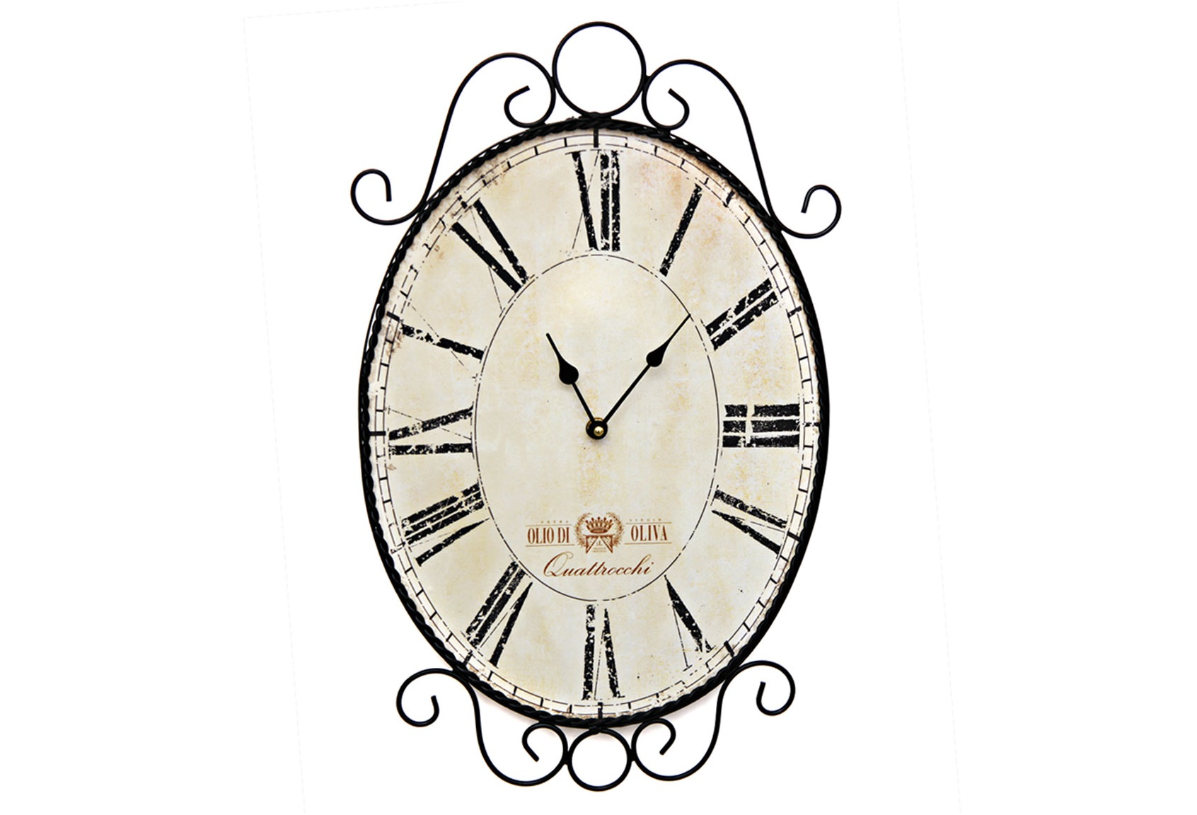 ЧасыНастенные часы<br>Кварцевый механизм<br><br>Material: Металл<br>Length см: None<br>Width см: 20<br>Depth см: 6<br>Height см: 38