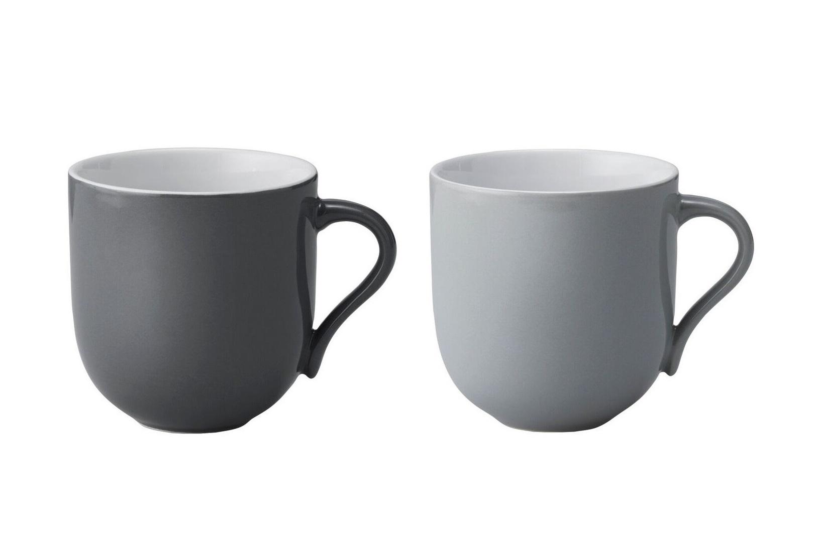 Набор кружек EmmaЧайные пары, чашки и кружки<br>Набор из 2х кружек Emma.&amp;amp;nbsp;&amp;lt;div&amp;gt;Объем каждой чашки 380мл.&amp;amp;nbsp;&amp;lt;div&amp;gt;&amp;lt;br&amp;gt;&amp;lt;/div&amp;gt;&amp;lt;div&amp;gt;Дополнительно к кружкам можно приобрести блюдца.&amp;amp;nbsp;&amp;lt;br&amp;gt;&amp;lt;/div&amp;gt;&amp;lt;/div&amp;gt;<br><br>Material: Керамика<br>Length см: None<br>Width см: None<br>Height см: 12<br>Diameter см: 9