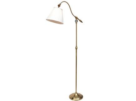 Торшер (arte lamp) белый 67x172x26 см.