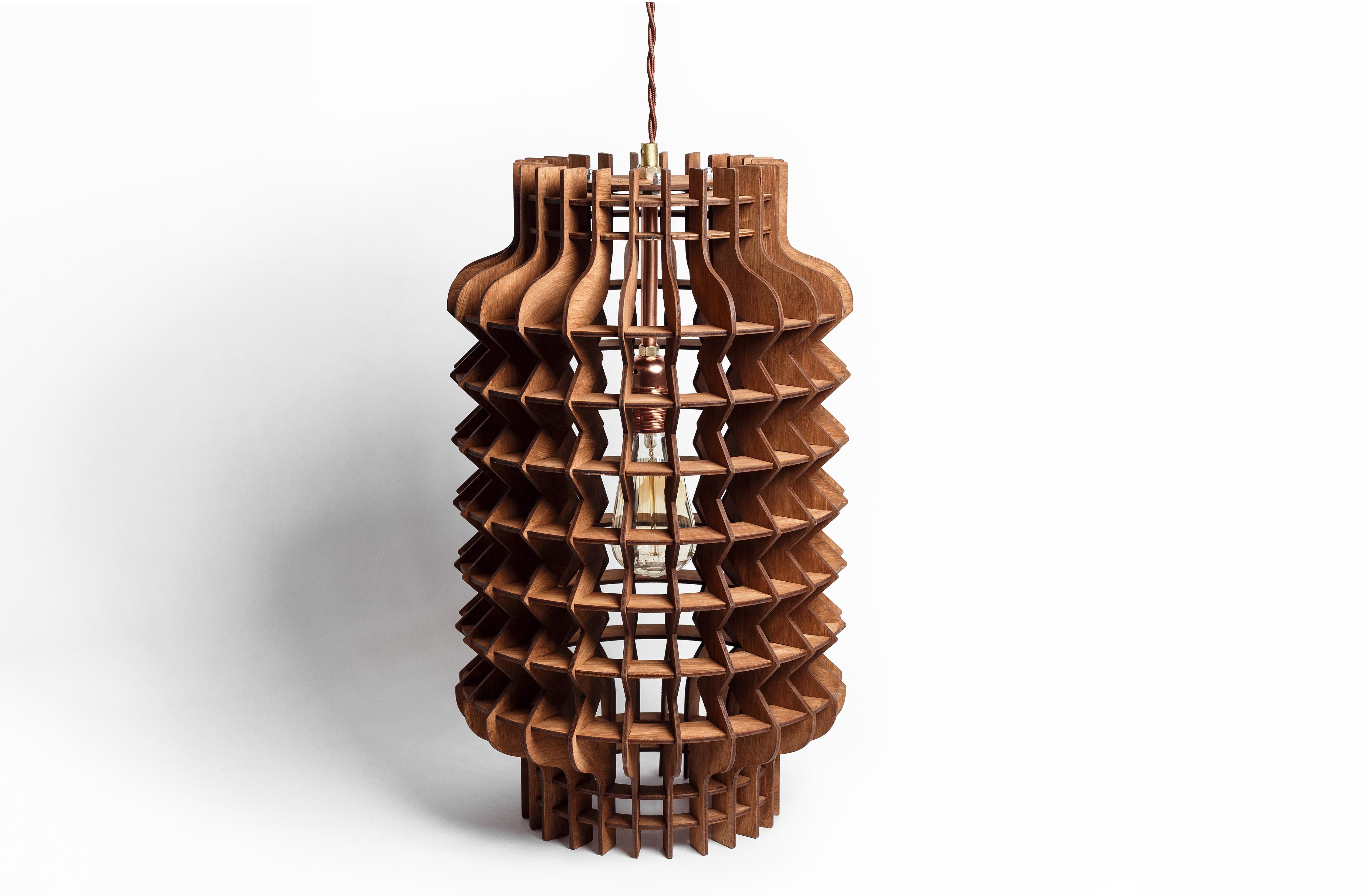 Деревянный светильник Китайская башняПодвесные светильники<br>Деревянная люстра в стиле Лофт. Возможно изготовление в двух цветах - натуральный ( покрытый лаком ) и темный ( мореный )&amp;amp;nbsp;&amp;lt;div&amp;gt;&amp;lt;br&amp;gt;&amp;lt;/div&amp;gt;&amp;lt;div&amp;gt;&amp;lt;div&amp;gt;Вид цоколя: E27&amp;lt;/div&amp;gt;&amp;lt;div&amp;gt;Мощность: 60W&amp;lt;/div&amp;gt;&amp;lt;div&amp;gt;Количество ламп: 1 (нет в комплекте)&amp;lt;/div&amp;gt;&amp;lt;/div&amp;gt;<br><br>Material: Дерево<br>Высота см: 50