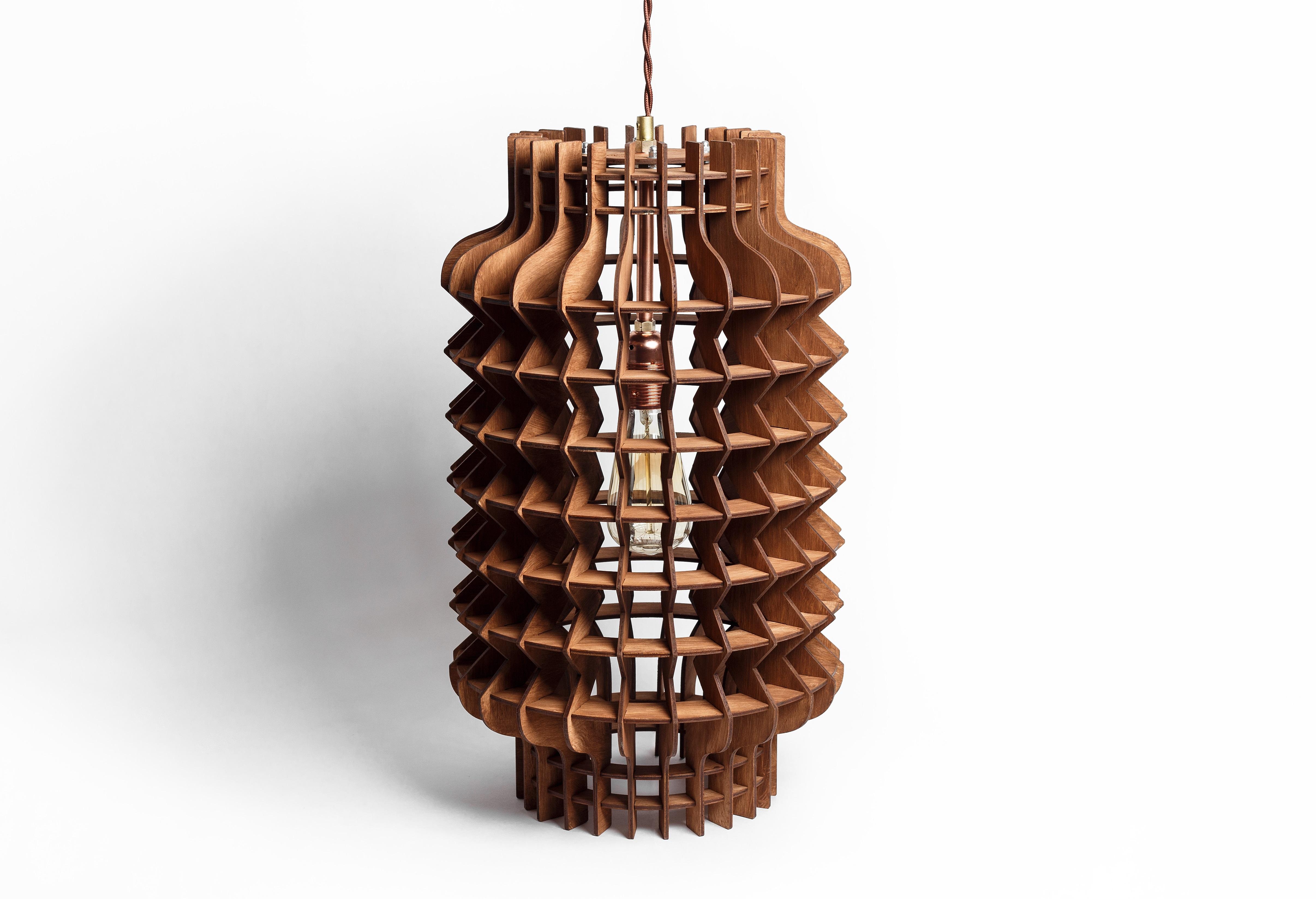 Деревянный светильник Китайская башняПодвесные светильники<br>&amp;lt;div&amp;gt;Вид цоколя: E27&amp;lt;/div&amp;gt;&amp;lt;div&amp;gt;Мощность: 60W&amp;lt;/div&amp;gt;&amp;lt;div&amp;gt;Количество ламп: 1 (нет в комплекте)&amp;lt;/div&amp;gt;<br><br>Material: Дерево<br>Length см: None<br>Width см: None<br>Height см: 50<br>Diameter см: 30