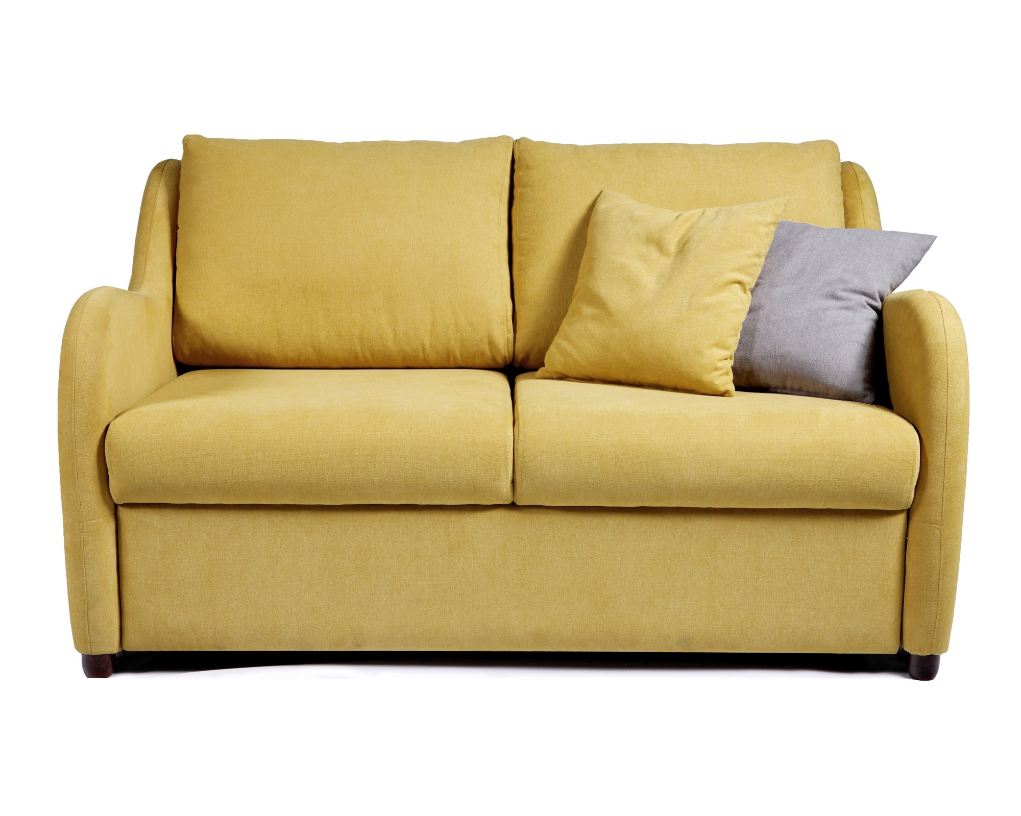Myfurnish диван-кровать universal желтый  37754/7