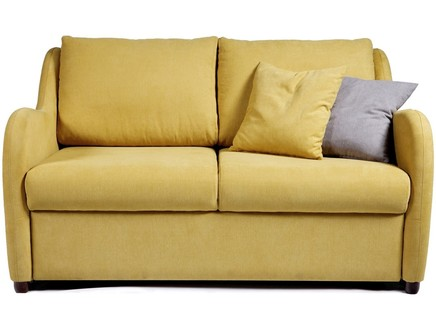 Диван-кровать universal (myfurnish) желтый 160x96x95 см.