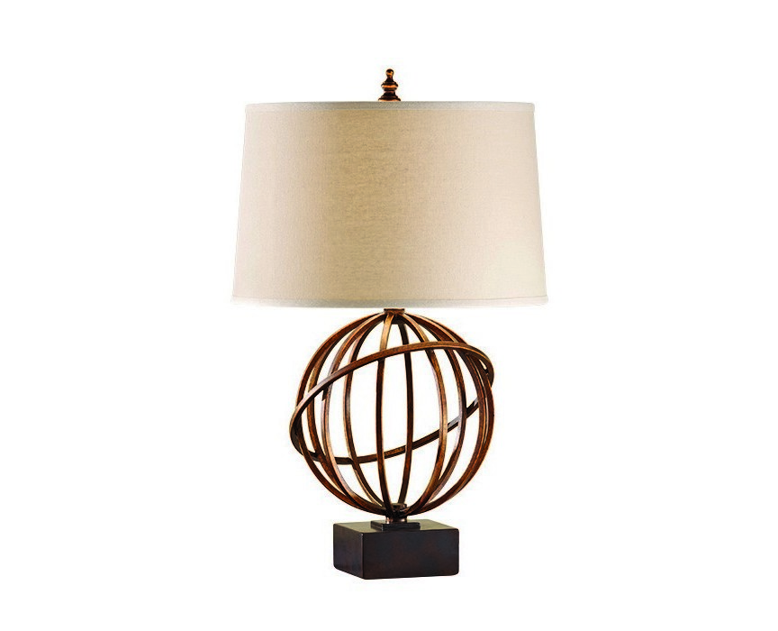 Настольная лампа FeissДекоративные лампы<br>&amp;lt;div&amp;gt;Вид цоколя: E27&amp;lt;/div&amp;gt;&amp;lt;div&amp;gt;Мощность: &amp;amp;nbsp;60W&amp;lt;/div&amp;gt;Количество ламп: 1 (нет в комплекте)&amp;lt;div&amp;gt;Цвет флорентийское золото, темный орех.&amp;lt;/div&amp;gt;<br><br>Material: Металл<br>Width см: None<br>Height см: 58<br>Diameter см: 39
