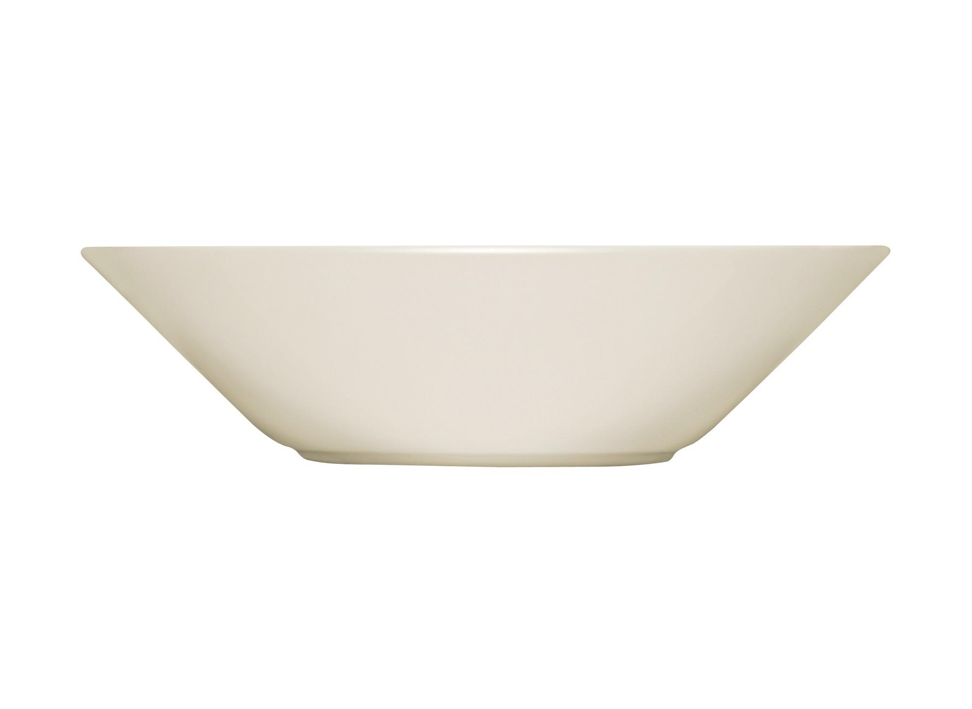 Тарелка глубокая TeemaТарелки<br>Teema - это классика дизайна Iittala, каждый продукт имеет чёткие геометрические формы: круг, квадрат и прямоугольник. Как говорит Кай Франк: «Цвет является единственным украшением». Посуда серии Teema является универсальной, её можно комбинировать с любой серией Iittala. Она практична и лаконична.<br><br>Material: Фарфор<br>Length см: None<br>Width см: None<br>Depth см: None<br>Height см: 5<br>Diameter см: 21