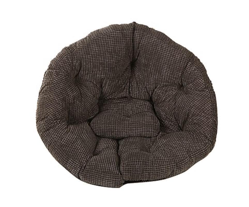Кресло-футон Coal pearlsКресла-мешки<br>&amp;quot;Coal Pearls&amp;quot; ? кресло, которое понравится тем, кто ценит функциональность и предпочитает с пользой использовать каждый сантиметр пространства. Этот предмет мебели, способный трансформироваться в удобный лежак для отдыха, органично впишется в промышленное оформление. Грубый и мрачный текстиль в брутальном окружении будет смотреться очень кстати. Благодаря такому креслу-трансформеру интерьер в стиле лофт сможет обрести больше нетривиальной практичности.<br><br>Material: Текстиль<br>Width см: 200<br>Depth см: 100<br>Height см: 10