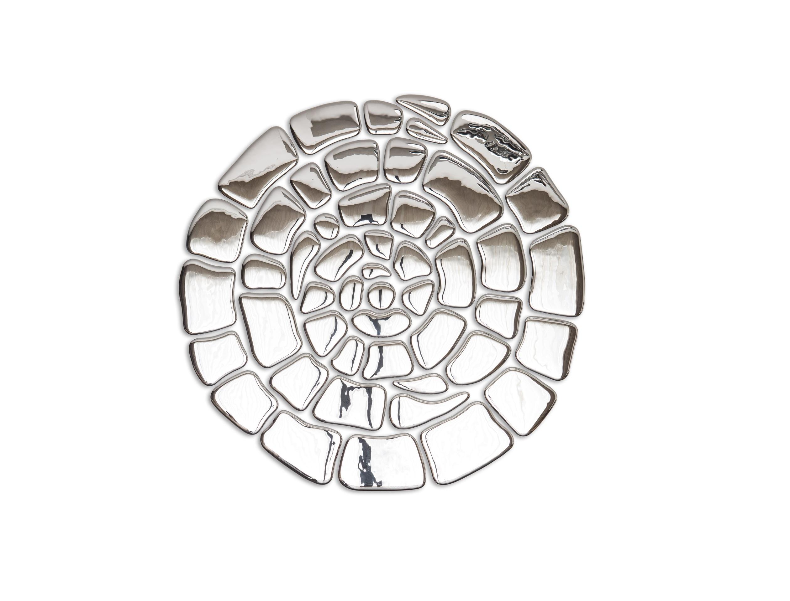 "Plusobject Композиция ""Спираль Silver"""