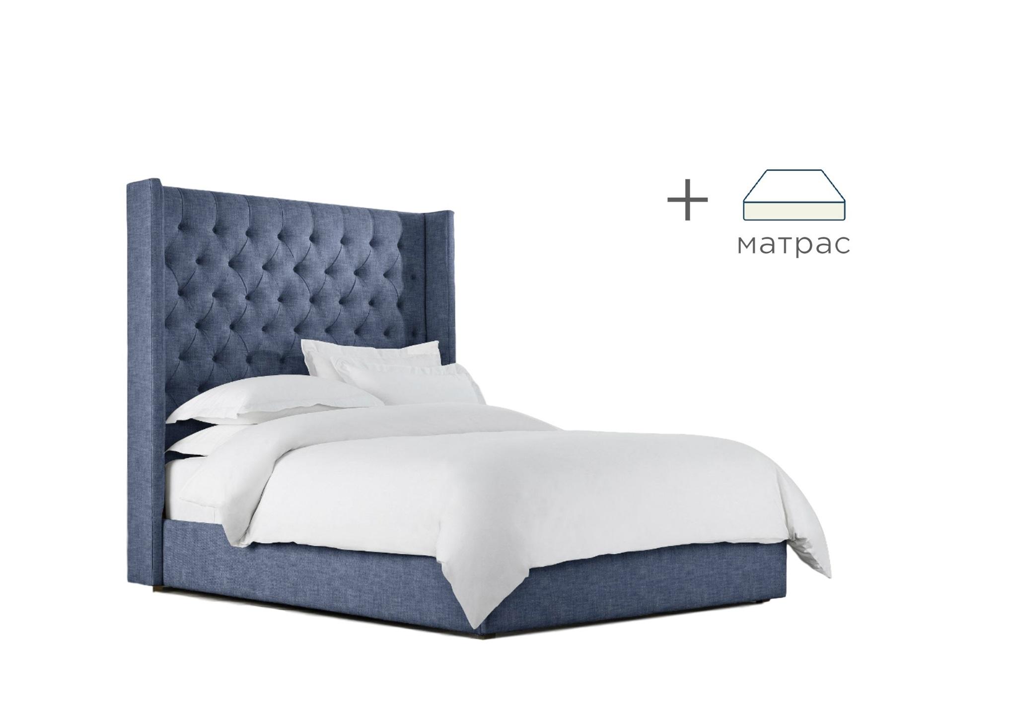 Кровать Tall Maker с матрасомКровати + матрасы<br>&amp;lt;div&amp;gt;Выгодная скидка при покупке комплекта!&amp;lt;/div&amp;gt;&amp;lt;div&amp;gt;Кровать с ортопедическим матрасом &amp;quot;Ascona Terapia Quadra&amp;quot;.&amp;lt;/div&amp;gt;&amp;lt;div&amp;gt;&amp;lt;br&amp;gt;&amp;lt;/div&amp;gt;&amp;lt;div&amp;gt;Характеристики кровати:&amp;lt;/div&amp;gt;&amp;lt;div&amp;gt;Размер спального места: 160*200&amp;lt;/div&amp;gt;&amp;lt;div&amp;gt;Материалы: бук, текстиль&amp;lt;/div&amp;gt;&amp;lt;div&amp;gt;Варианты исполнения: более 200 цветов&amp;lt;/div&amp;gt;&amp;lt;div&amp;gt;&amp;lt;br&amp;gt;&amp;lt;/div&amp;gt;&amp;lt;div&amp;gt;Характеристики матраса:&amp;lt;/div&amp;gt;&amp;lt;div&amp;gt;Комфортный трикотаж с антибактериальной пропиткой с ионами Ag+.&amp;lt;/div&amp;gt;&amp;lt;div&amp;gt;Латекс.&amp;lt;/div&amp;gt;&amp;lt;div&amp;gt;Кокосовая плита.&amp;lt;/div&amp;gt;&amp;lt;div&amp;gt;5-ти зональный блок независимых пружин «Песочные часы Extra».&amp;lt;/div&amp;gt;&amp;lt;div&amp;gt;Короб по периметру из пены Orto Foam.&amp;lt;/div&amp;gt;&amp;lt;div&amp;gt;Максимальная нагрузка: до 140 кг&amp;lt;/div&amp;gt;&amp;lt;div&amp;gt;Высота: 25 см.&amp;lt;/div&amp;gt;<br><br>Material: Текстиль<br>Width см: 182<br>Depth см: 233<br>Height см: 172