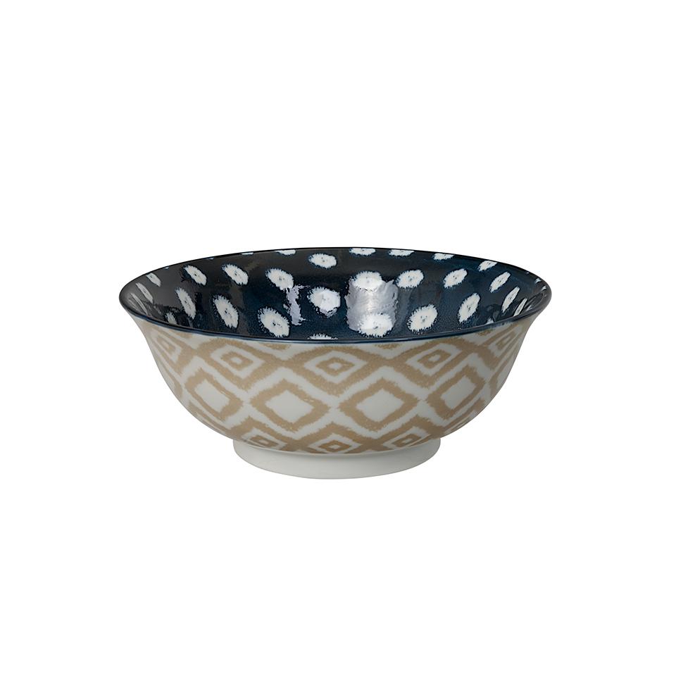 ЧашаМиски и чаши<br>TOKYO – ведущая компания по производству посуды из фарфора и керамики. Особый дизайн и качественное исполнение делают ее востребованной и узнаваемой во всем мире.<br><br>Material: Фарфор<br>Diameter см: 20,8