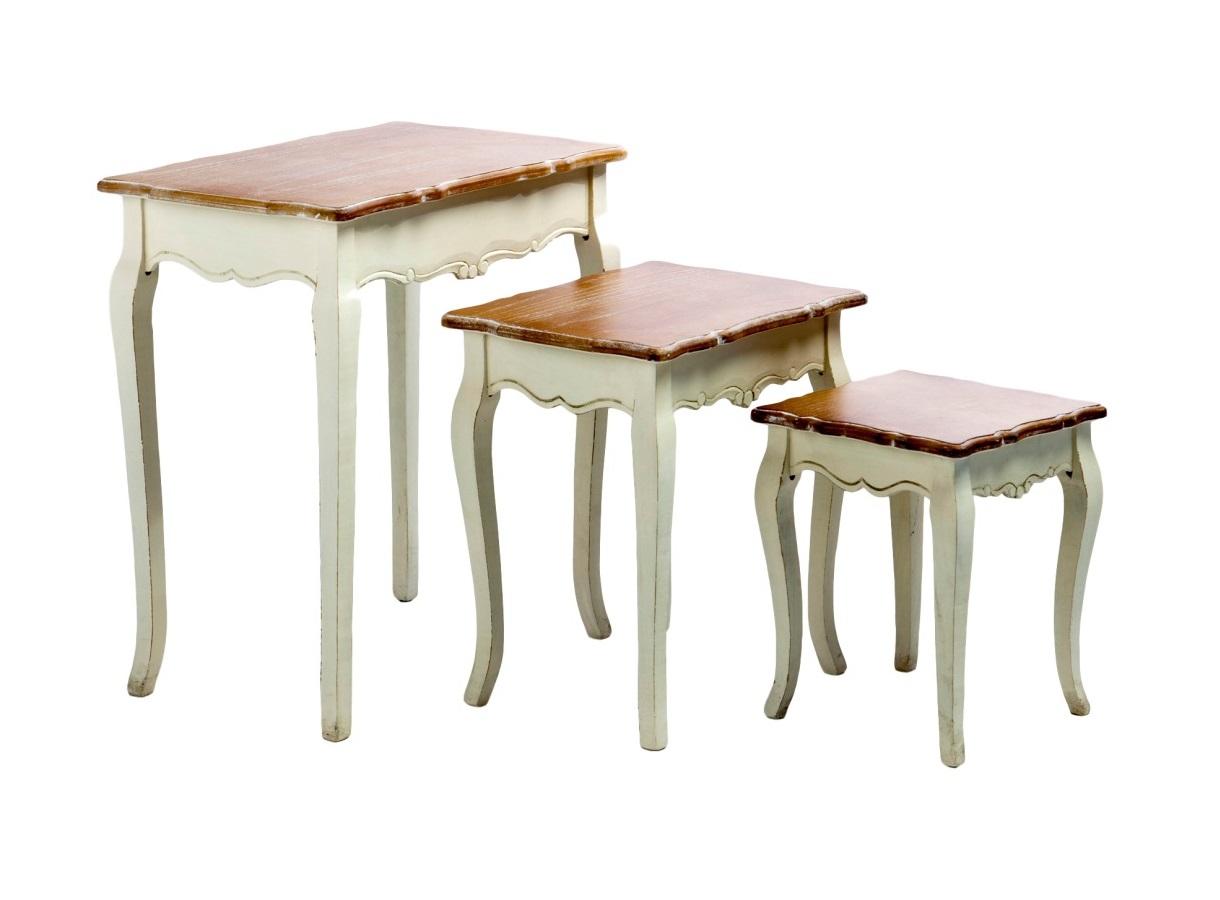 Комплект столиков (3 шт)