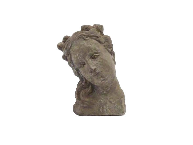 СтатуэткаСтатуэтки<br>&amp;lt;div&amp;gt;Статуэтка состаренная &amp;quot;Женская голова&amp;quot; в итальянском стиле из скульптурного бетона.&amp;amp;nbsp;&amp;lt;/div&amp;gt;&amp;lt;div&amp;gt;Ручная работа.&amp;lt;/div&amp;gt;&amp;lt;div&amp;gt;Материал: бетон&amp;lt;/div&amp;gt;<br><br>Material: Камень<br>Width см: 26<br>Depth см: 24<br>Height см: 30