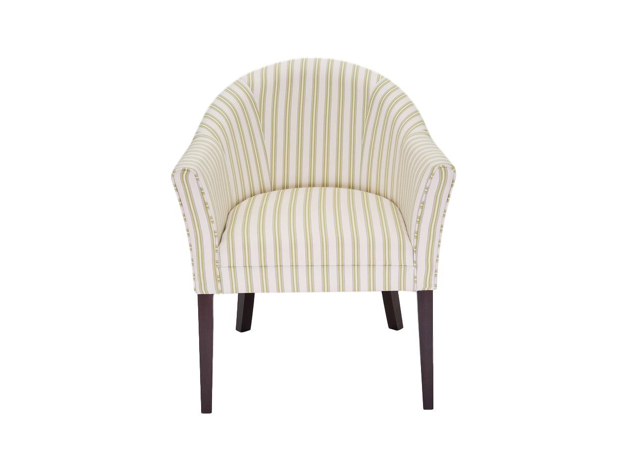 КреслоПолукресла<br>На этом диване как будто бы только вот-вот сидела Мадам Грицацуева из &amp;quot;12 стульев&amp;quot; Ильфа и Петрова. А вот и нет - на этом диване не сидели даже мы - бережем для вас! Диван в стиле 20-ых был спасен из мебельной мастерской, откуда его просто не забрали заказчики, ну и кресло мы сделали ему в пару. Чтобы было нескучно!<br><br>Material: Текстиль<br>Ширина см: 62<br>Высота см: 78<br>Глубина см: 67