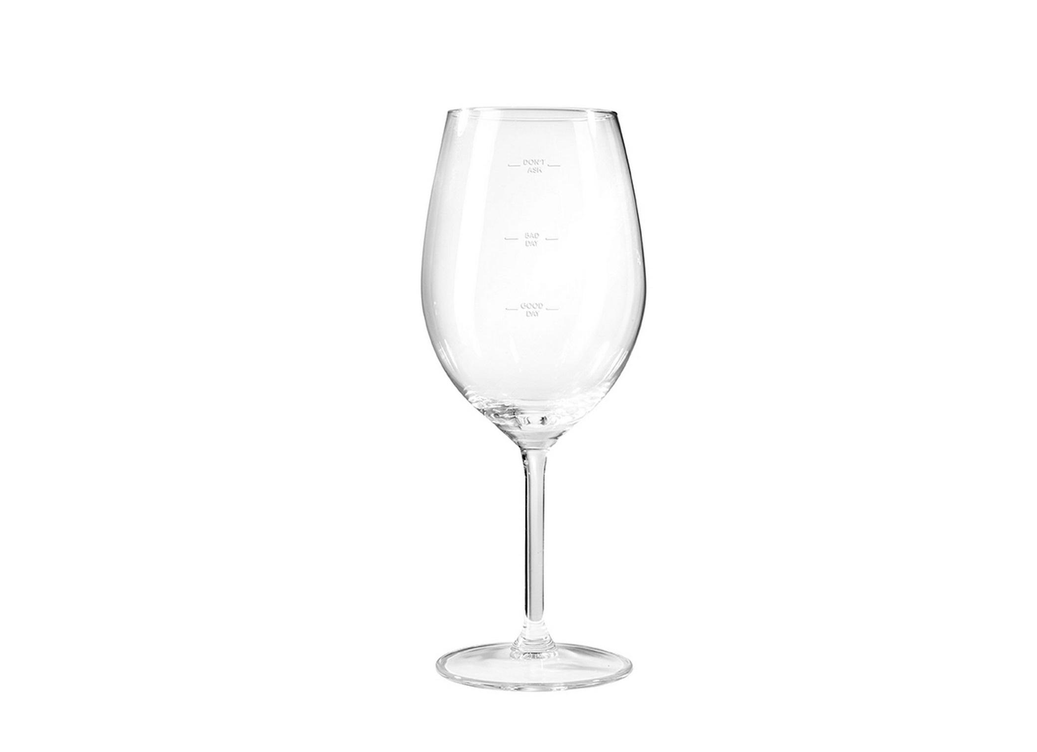 Бокал для вина Glass of MoodsБокалы<br><br><br>Material: Стекло<br>Width см: None<br>Depth см: None<br>Height см: 22<br>Diameter см: 9