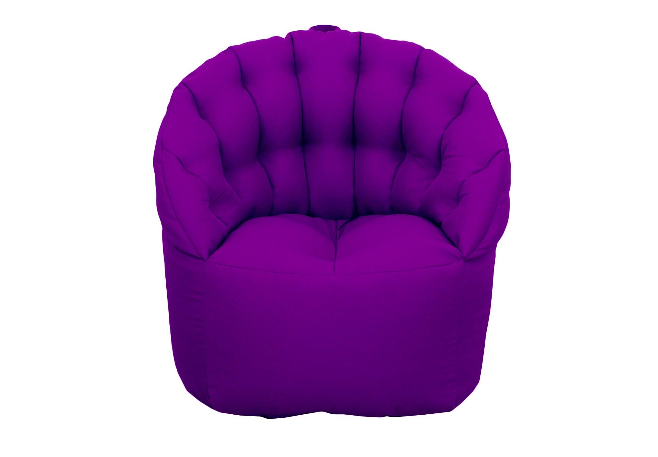 Кресло-пуфФорменные пуфы<br>Комфортное кресло-пуф станет неотьемлемой частью вашего дома. Спинка кресла держит форму и обеспечивает круговую поддержку для спины за счет особой системы пошива. Кресло имеет 2 независимых отсека для наполнителя. Эксклюзивная   ткань разбавит ваш интерьер яркими красками.<br><br>Material: Текстиль<br>Length см: None<br>Width см: 85<br>Depth см: 56<br>Height см: 91