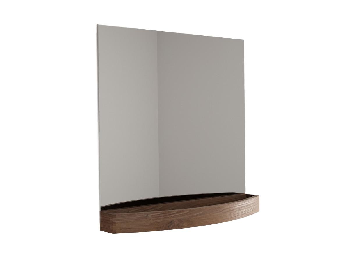 Зеркало MilesНастенные зеркала<br><br><br>Material: Тик<br>Ширина см: 60<br>Высота см: 60<br>Глубина см: 17