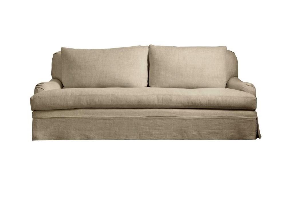 Диван WILLIAMТрехместные диваны<br>&amp;lt;div&amp;gt;Элегантный диван, рассчитанный на трех персон, украсит светлый и лаконичный интерьер. Классическая форма корпуса и низкие подлокотники создают благородный силуэт. Спинка, оформленная упругими подушками, придает образу сдержанность. Обивка имеет необычный крой. Создается впечатление, что модель словно одета в изысканный «наряд» из натурального льна. Эта деталь привнесет нотку аристократичности в пространство.&amp;lt;br&amp;gt;&amp;lt;/div&amp;gt;&amp;lt;div&amp;gt;&amp;lt;br&amp;gt;&amp;lt;/div&amp;gt;Материал: Бежевый хлопок-лен(63% cotton, 37% Linen), береза&amp;lt;div&amp;gt;Объем: 2,200 куба&amp;lt;/div&amp;gt;&amp;lt;div&amp;gt;Вес: 103 кг&amp;lt;/div&amp;gt;<br><br>Material: Хлопок<br>Ширина см: 213<br>Высота см: 84<br>Глубина см: 104