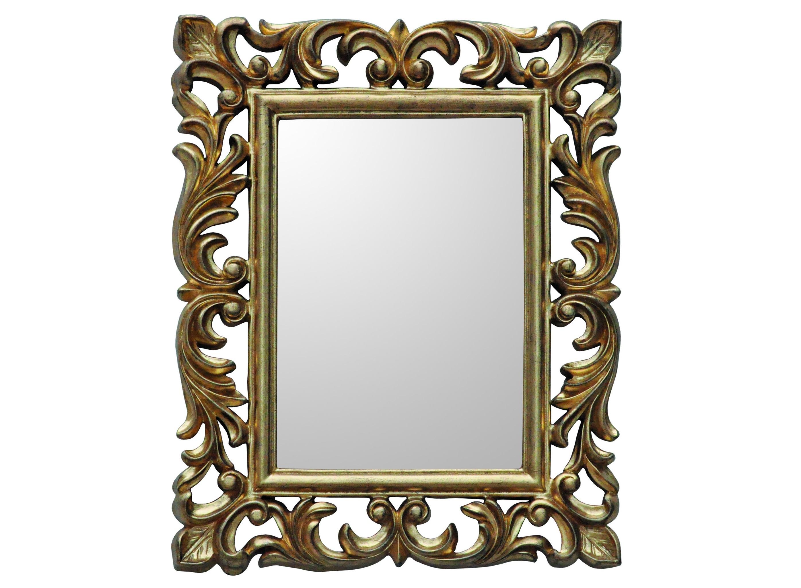 Зеркало GrapeНастенные зеркала<br>Материал: полистоун, стекло<br><br>Material: Пластик<br>Width см: 40<br>Depth см: 2<br>Height см: 50