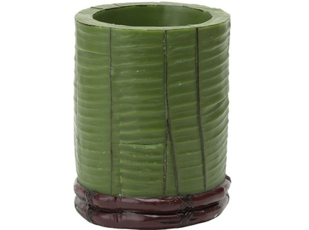 "Свеча ""Banana Leaf Pillar"""