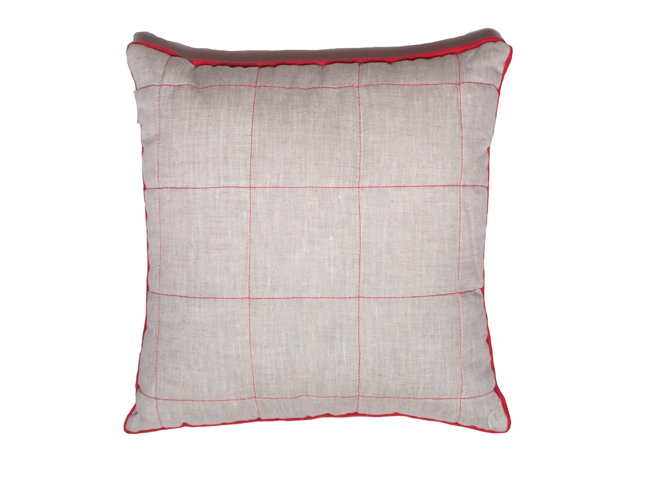 Подушка Датские вафлиКвадратные подушки и наволочки<br><br><br>Material: Хлопок<br>Width см: 45<br>Depth см: 45<br>Height см: 8