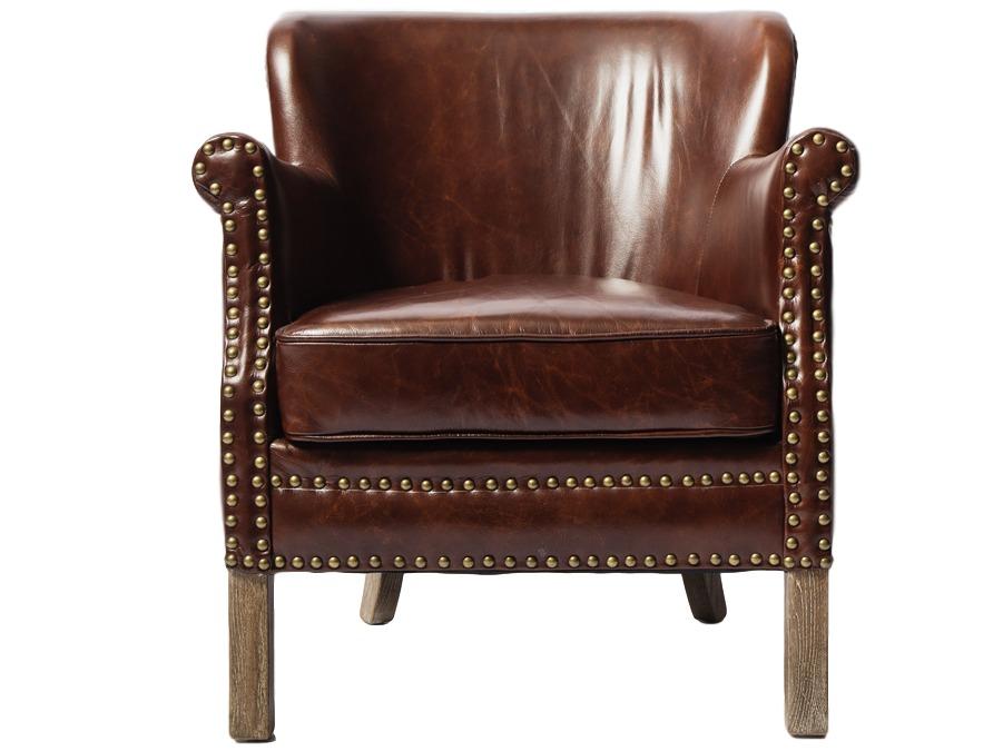 Кресло OxfordКожаные кресла<br>Кресло из натуральной кожи для кабинета или гостинной, ножки из дуба.<br><br>Material: Кожа<br>Length см: None<br>Width см: 65<br>Depth см: 60<br>Height см: 75<br>Diameter см: None