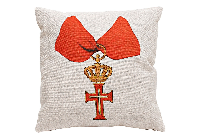 Декоративная подушка «Верховный Орден, Ватикан»