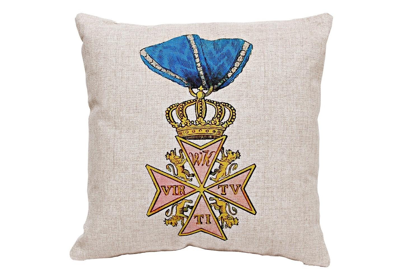 Декоративная подушка «Орден военных заслуг, Германия»