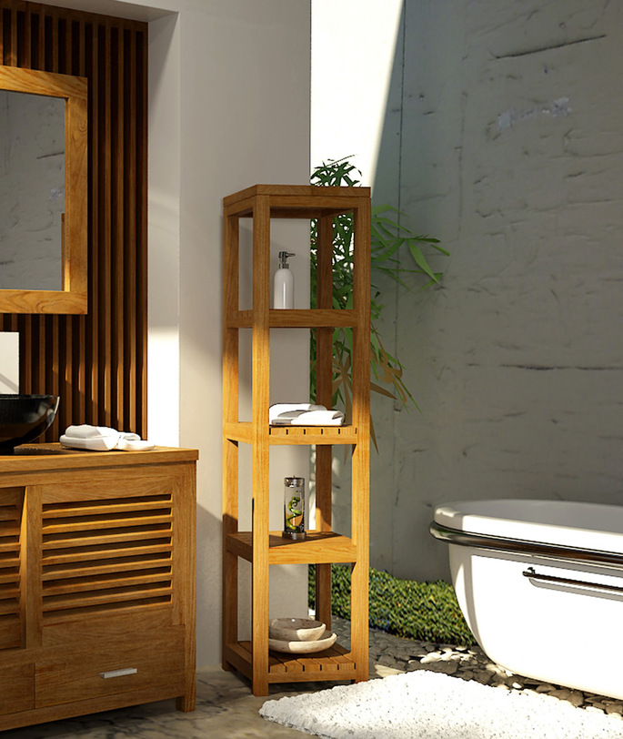 Колонка для ванной Mimizan