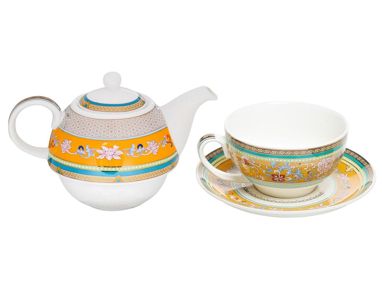 Набор для чая (3 предмета)