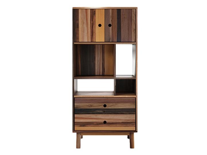 Стеллаж книжный Marcy 81Стеллажи и этажерки<br>Яркий шкаф, в дизайне которого сочетается строгость скандинавского минимализма, уютное ретро и смелая игра с красками. Визуально разделён на три зоны хранения: «антресоль» с распашными дверцами, открытие полки по центру (две из которых без задних стенок)&amp;lt;div&amp;gt;&amp;lt;br&amp;gt;&amp;lt;/div&amp;gt;&amp;lt;div&amp;gt;Материал: тик, дуб, американский орех&amp;lt;br&amp;gt;&amp;lt;div&amp;gt;&amp;lt;br&amp;gt;&amp;lt;/div&amp;gt;&amp;lt;div&amp;gt;&amp;lt;br&amp;gt;&amp;lt;/div&amp;gt;&amp;lt;/div&amp;gt;<br><br>Material: Тик<br>Ширина см: 81<br>Высота см: 161<br>Глубина см: 35