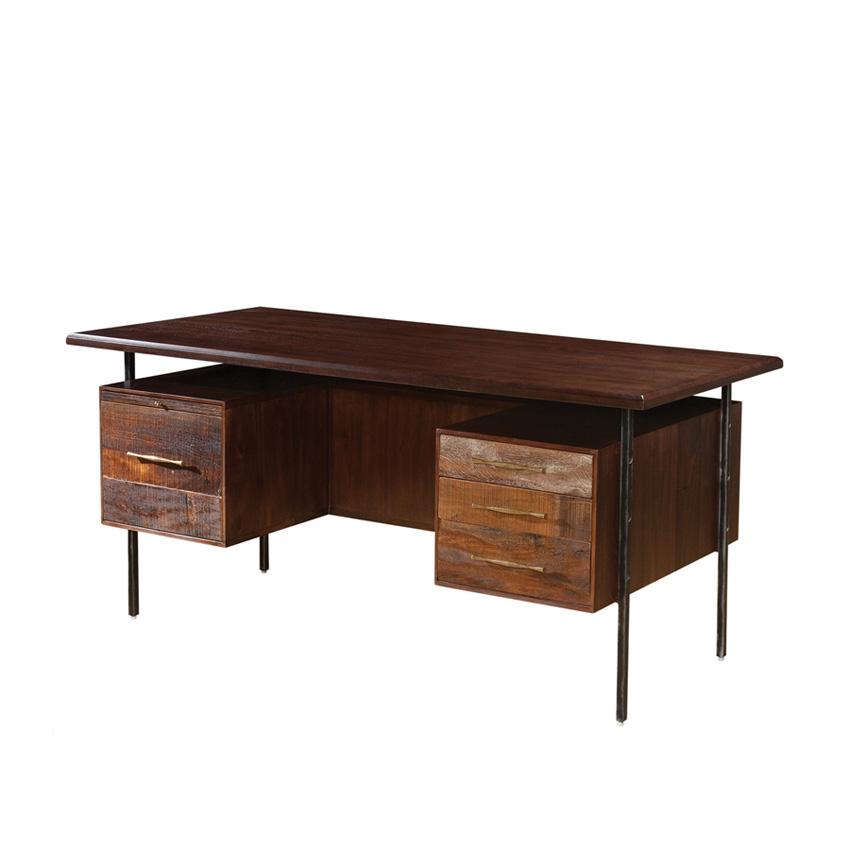 """Стол письменный  """"Lauren""""Письменные столы<br><br><br>Material: Тик<br>Length см: 181<br>Width см: 69<br>Depth см: None<br>Height см: 77<br>Diameter см: None"""