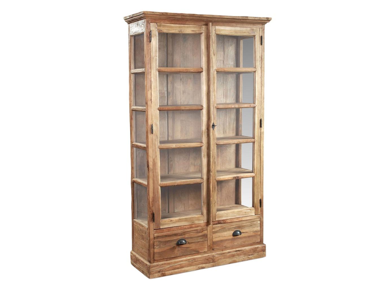 Teak House Шкаф-витрина Opium teak house шкаф платяной madura