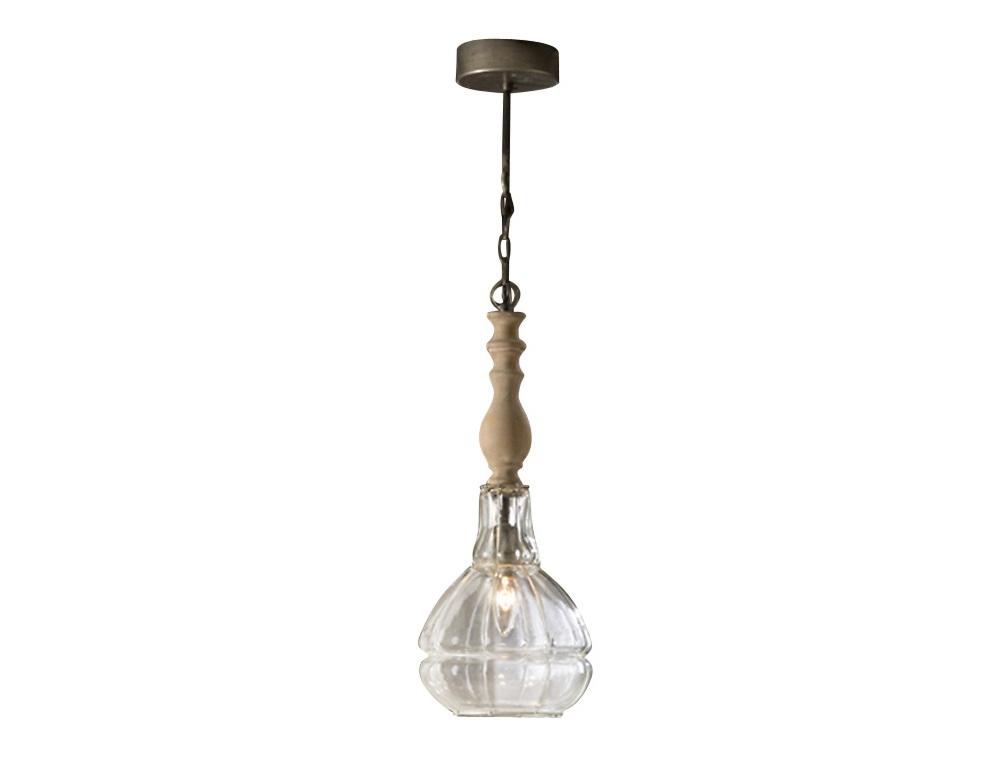 Подвесной светильникПодвесные светильники<br>Подвесной светильник из коллекции Factory. Плафон из выдувного прозрачного стекла. Декоративный элемент из дерева бежевого цвета. Цепь и каркас из металла серого цвета с патиной. Высота светильника регулируется до 125 см.&amp;lt;div&amp;gt;&amp;lt;br&amp;gt;&amp;lt;/div&amp;gt;&amp;lt;div&amp;gt;&amp;lt;div&amp;gt;Тип цоколя: Е14&amp;lt;/div&amp;gt;&amp;lt;div&amp;gt;Мощность: 60W&amp;lt;/div&amp;gt;&amp;lt;div&amp;gt;Кол-во ламп: 1 (нет в комплекте)&amp;lt;/div&amp;gt;&amp;lt;/div&amp;gt;&amp;lt;div&amp;gt;&amp;lt;br&amp;gt;&amp;lt;/div&amp;gt;<br><br>Material: Дерево<br>Высота см: 58