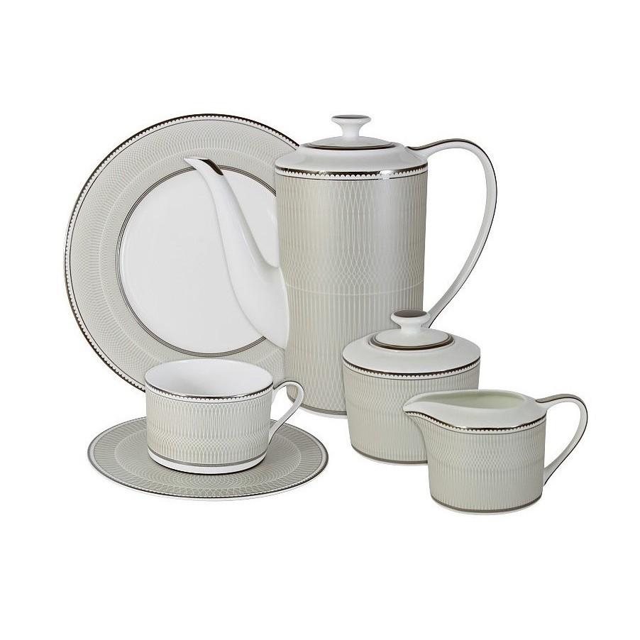 Чайный сервиз 21 предметов на 6 персон