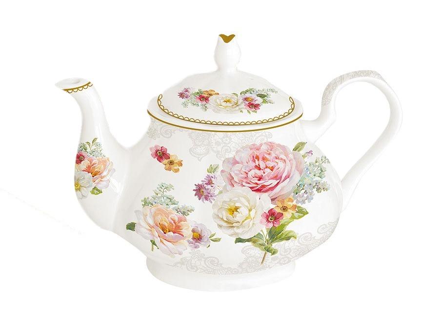 """Чайник """"Цветочная романтика"""""""
